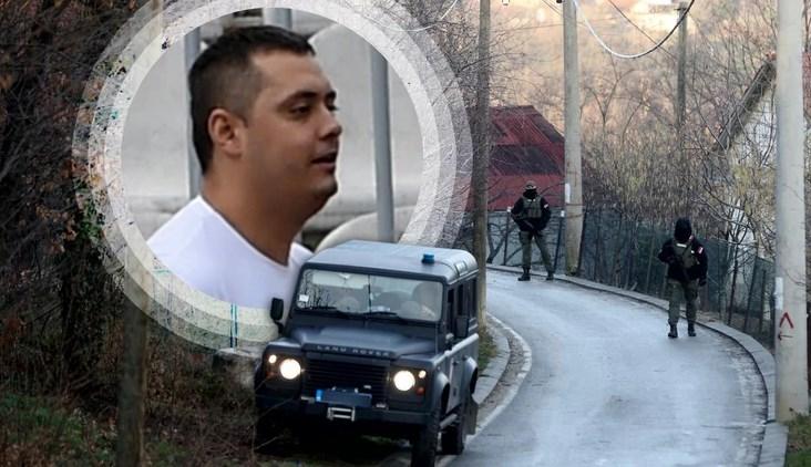 Оружје, илјадници евра, но и многу клучеви: Познато што пронашла полицијата кај Беливук, сопственикот на викендицата молчи