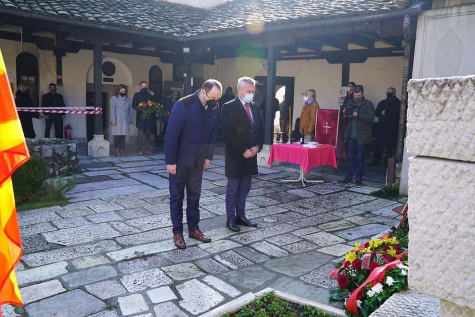 Мисајловски: Гоце Делчев е Македонец, Гоце Делчев е Македонија