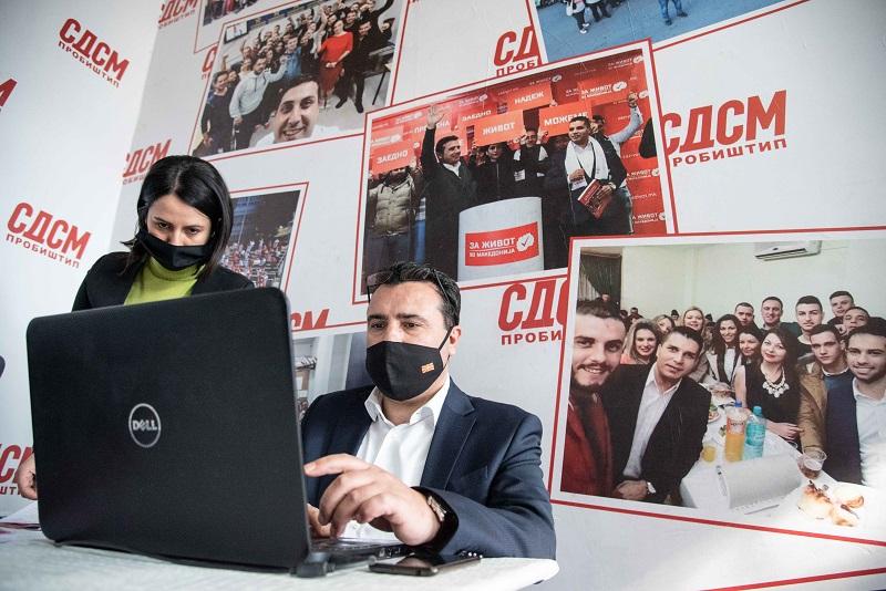 Тасевски со порака до СДСМ: Не е лошо да го смените името во Партија на левиот ташак на северна поларна бугарска овца