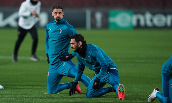 За националистичките навреди кон Ибрахимовиќ, Црвена Звезда еден меч ќе игра без публика и ќе плати парична казна