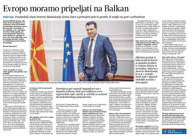 Заев: Во годината кога славиме три значајни јубилеи македонскиот мозаик сјае со најубавите бои