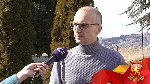 Милошоски: Османи во среда да реферира за патоказот со Бугарија пред Комисијата за надворешна политика
