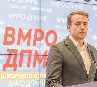 Стојаноски: Гласањето за недоверба на владата беше само обид да се дисциплинира мнозинството, а цел на ВМРО-ДПМНЕ е предвремени парламентарни избори
