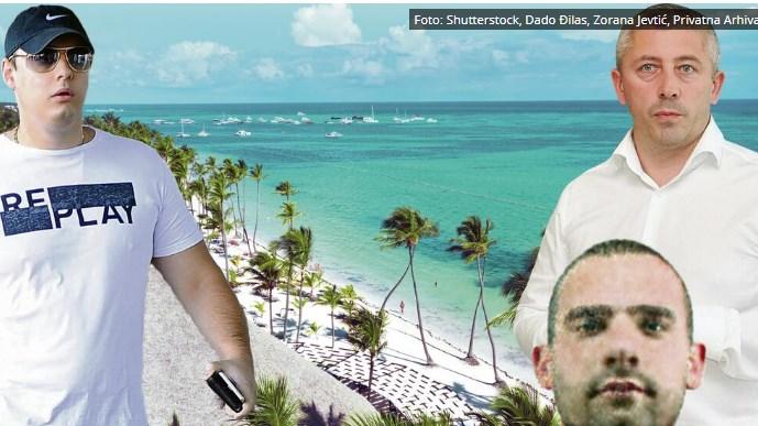 Наследникот на Веља Невоља падна во Доминикана во куќата на првиот човек на фубалската федерација