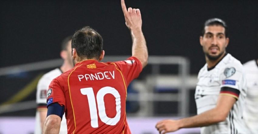 Пандев објави крај на репрезентативната кариера: Ова е мој последен меч за Македонија!
