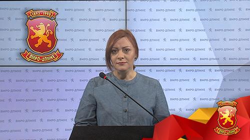 Димитриеска – Кочоска: Владата го легализира шверцот на акцизна стока