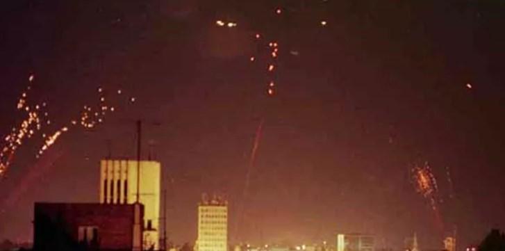 Тужбите против НАТО за бомбардирањето на Србија со осиромашен ураниум стигнуваат во Брисел