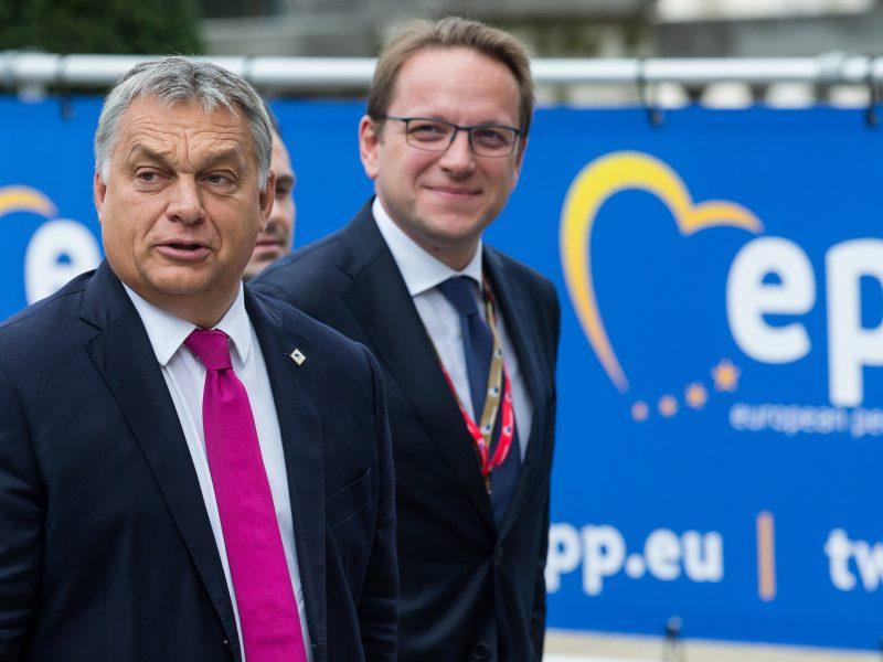 Орбан го известил Манфред Вебер: Фидес ја напуштa ЕПП