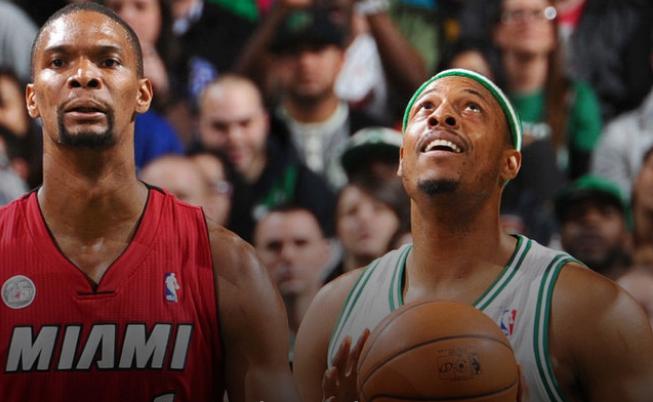 """Крис Бош, Пол Пирс и Крис Вебер номинирани за влез во """"Куќата на славните"""" од НБА"""