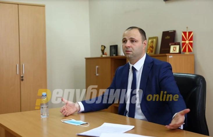 Мисајловски: Пописот е политички договор меѓу СДСМ и ДУИ