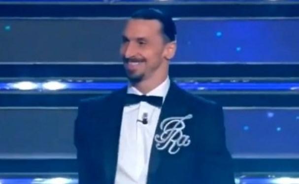 """""""Јутро је"""": Со песна од Нада Топчагиќ, Ибрахимовиќ се појави на """"Сан Ремо"""""""