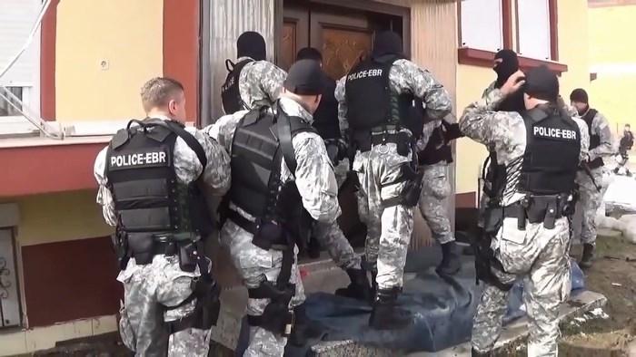 """ТВ21: Уапсен наркобос од Грчец, еден од бараните во случајот """"Планина"""""""