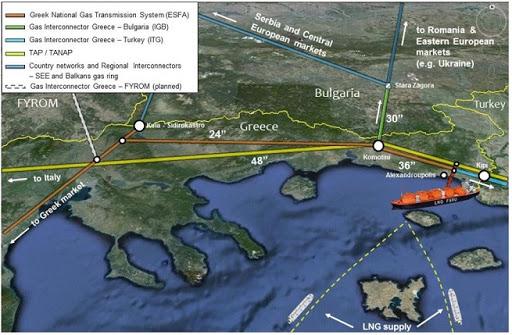 Во првата половина од мај ќе биде потпишан финалниот договор за започнување со изградба за гасоводниот интерконектор со Грција