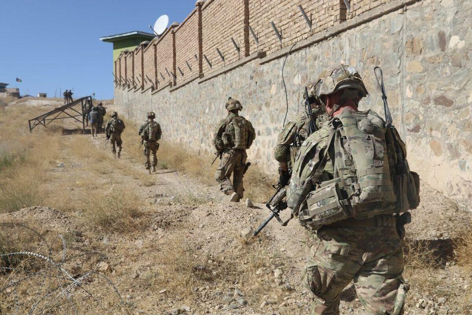 Aвганистанците сами ќе го бранат Авганистан