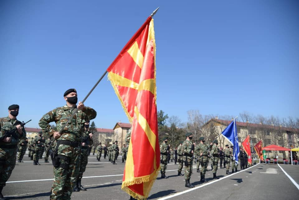 Донација 7.400 комплети гортекс униформи од Турција за македонската армија