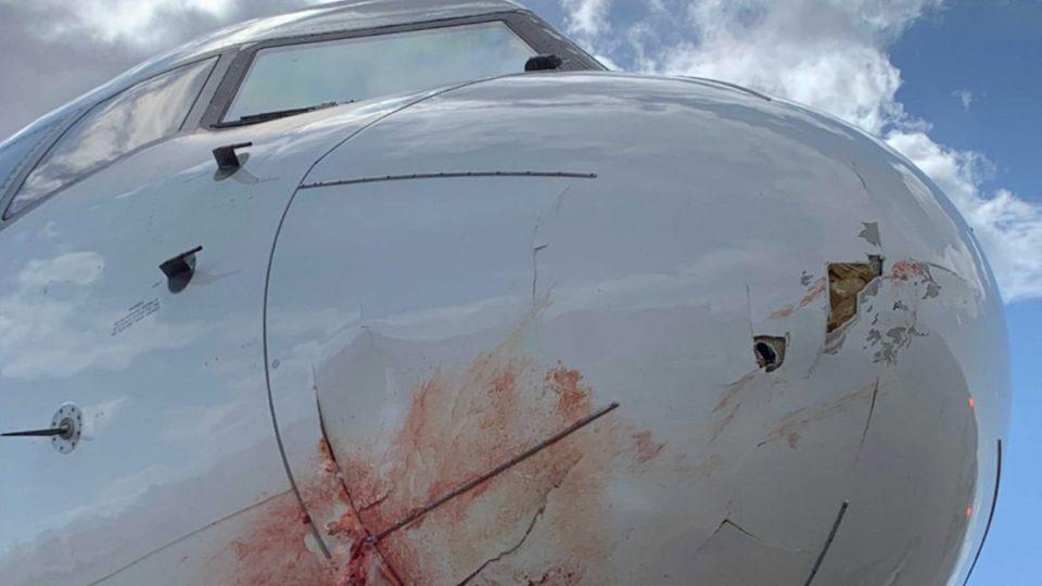 Избегната трагедија во НБА лигата: Авионот на Јута џез остана без еден мотор, па принудно слета