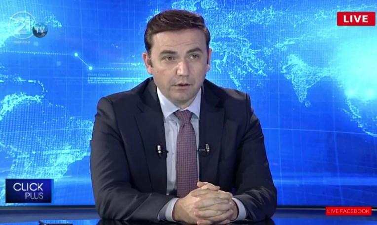 МНР мие раце: Никогаш не сме кажале дека Фрчкоски е кандидат за амбасадор