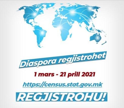 Груби на албански јазик ја повика дијаспората да се регистрира, македонската не е информирана за пописот