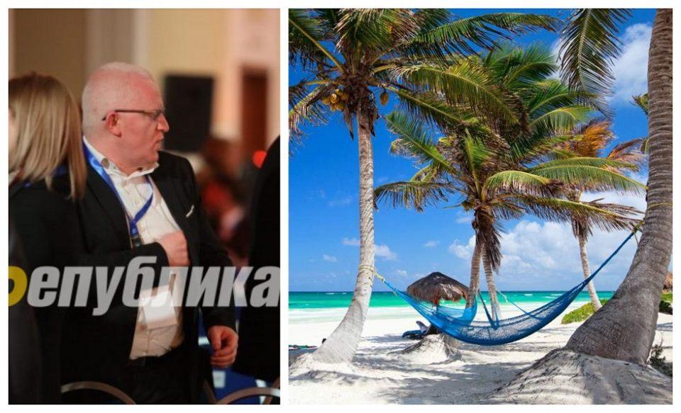 Рашковски заминал на одмор во Мексико? Заев вели секој има право на одмор