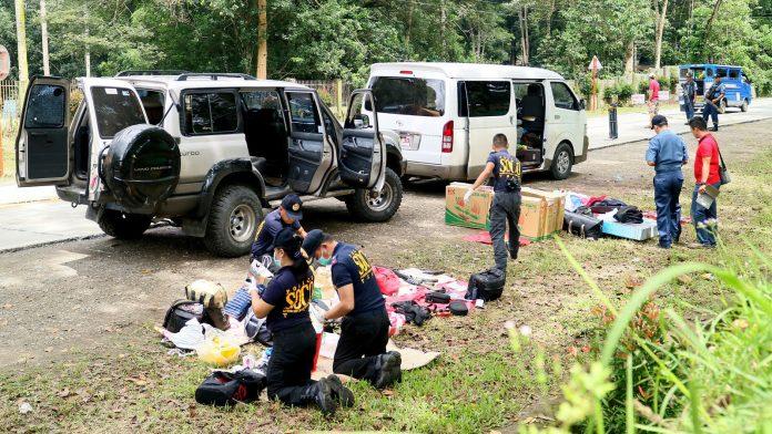Полицијата на Филипини уби градоначалник и неговите помошници