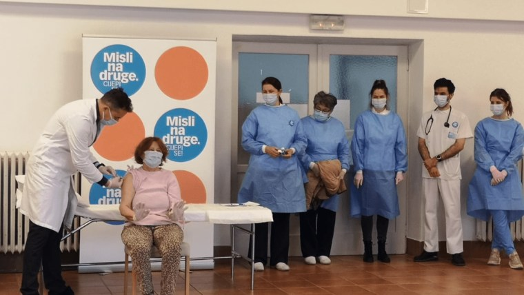 Хрватска одлучи кој прележал Ковид-19 да прими една доза вакцина