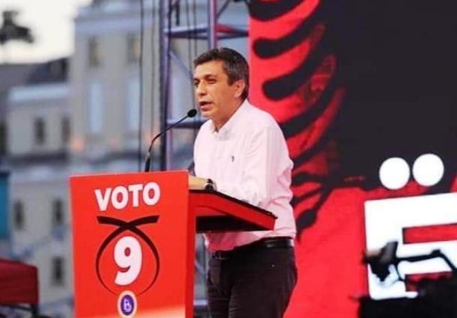 Изет Меџити дал рок до 15 јуни Ахмети да ги избрка Груби и Османи