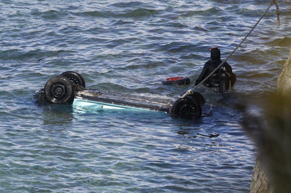 Автомобил заврши во море, еден загинат: Несреќа во близина на Макарска