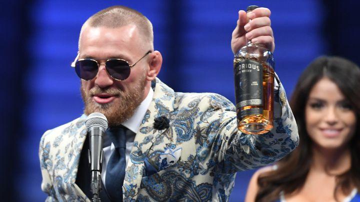 Конор Мекгрегор го продаде својот бренд на виски за рекордни 130 милиони евра