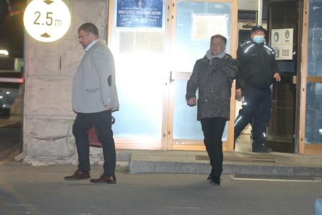 Лечиќ по седумчасовното испрашување во полицијата: Не давам веќе изјави