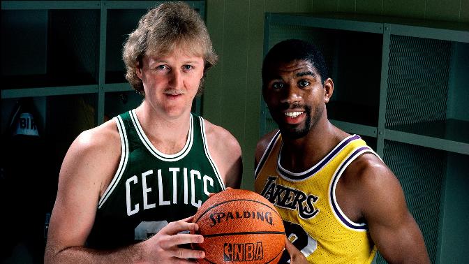 Баркли: Меџик Џонсон и Лери Брд се двете најважни имиња во историјата на НБА
