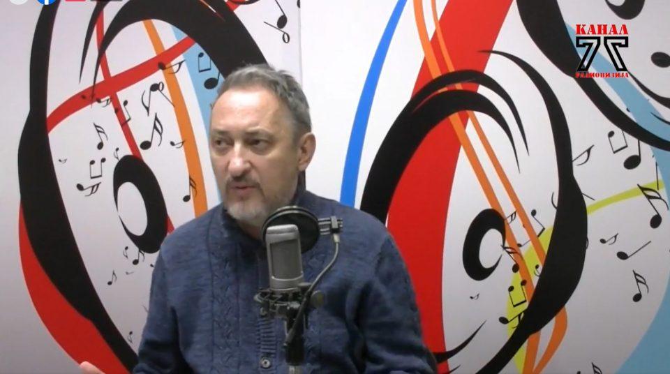 Георгиевски: Гоце Делчев пишувал на бугарски јазик, тоа во Македонија никаде не се зборува