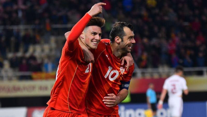 Официјално почна продажбата на билетите за натпреварите на Македонија на ЕП во фудбал