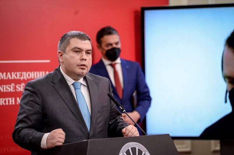 Маричиќ: Ќе завршевме вечерва со Законот за попис ако немаше мала политизација oд АА и А
