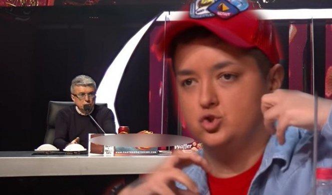 Ти си ѓубре и педер, му рече Шерифовиќ на Поповиќ откако тој ја нарече маж