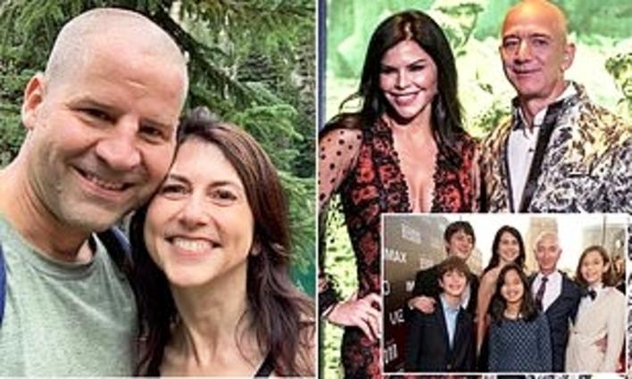 Поранешната сопруга на Џеф Безос се премажи за наставник во училиште