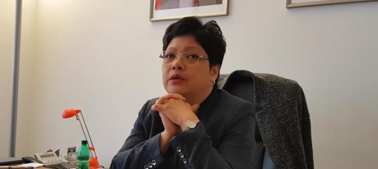 Амбасадорка разрешена зашто ја тепала својата помошничка во резиденцијата