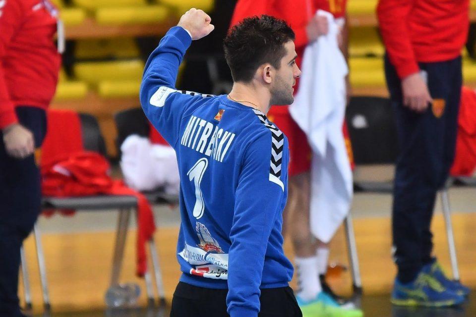 Никола Митревски повторно во ТОП 5 најдобри одбрани во ЛШ