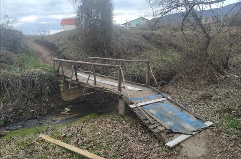 Нискоградба Битола се пофали: Секогаш во служба на граѓаните – саниравме мост!