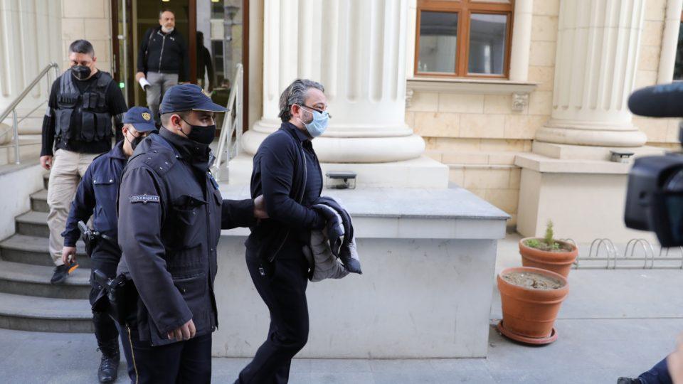 Камчев однесен во притвор во Шутка