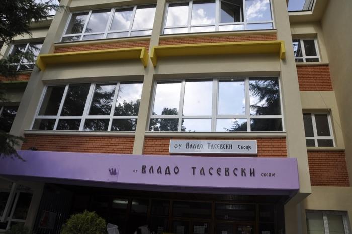 """Поради зголемен број заболени ОУ """"Владо Тасевски"""" во Карпош целосно со онлајн-настава"""