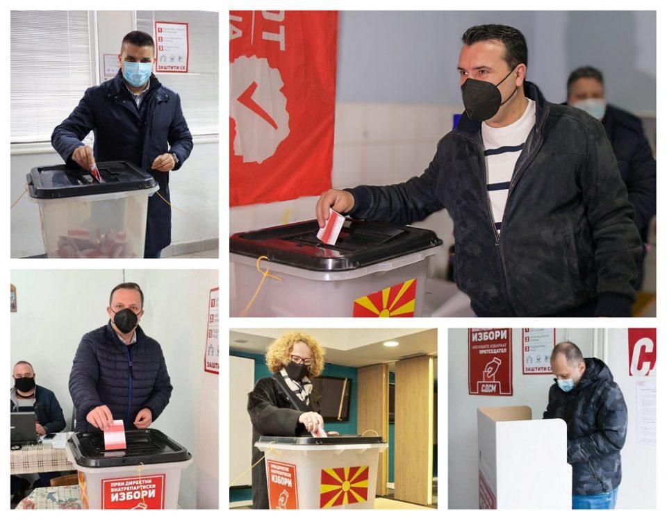 """Раскол во СДСМ, струмичкото крило целосно ја презеде партијата, скопското поразено од """"сељачкото"""""""