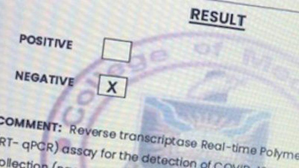 Кочанчанец доби казна од 2.000 евра за лажен ПЦР тест