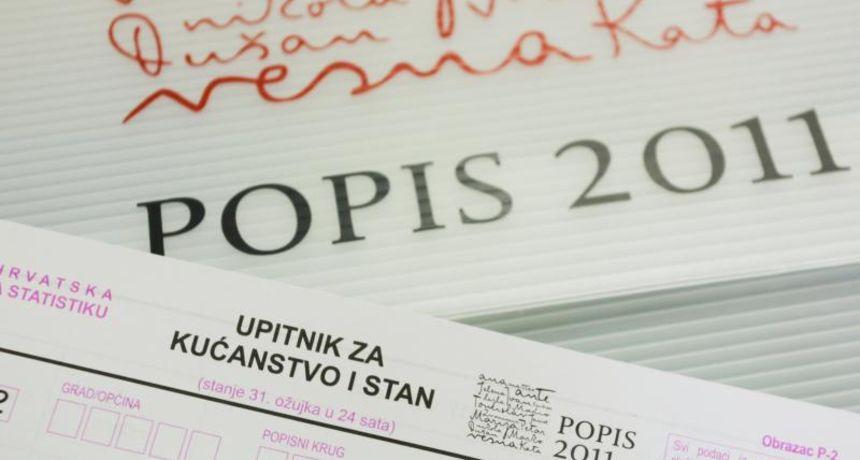 Хрватска го одложи пописот на населението за наесен, а можеби и вгодина