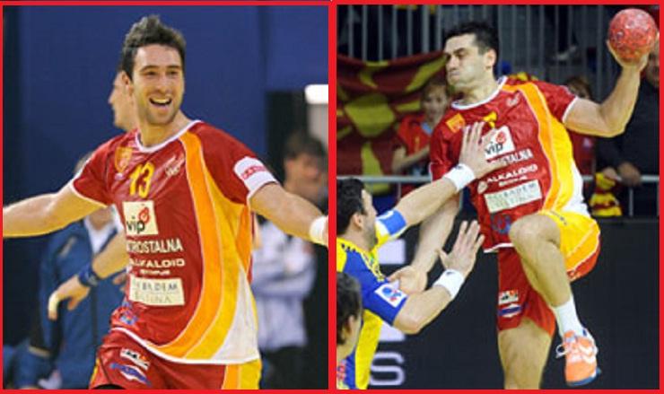 Македонија без Кире Лазаров и Филип Миркуловски против Данска