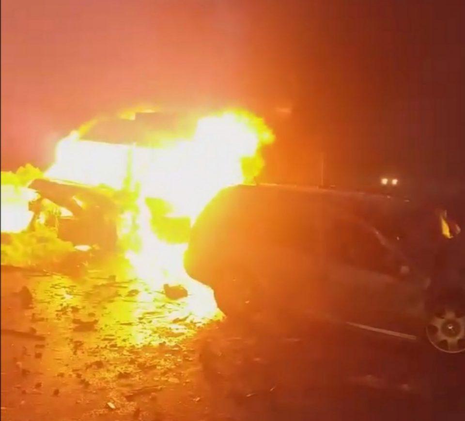 52-годишник од Кичево е загинатиот возач во тешкиот судир, во кој изгоре комбе