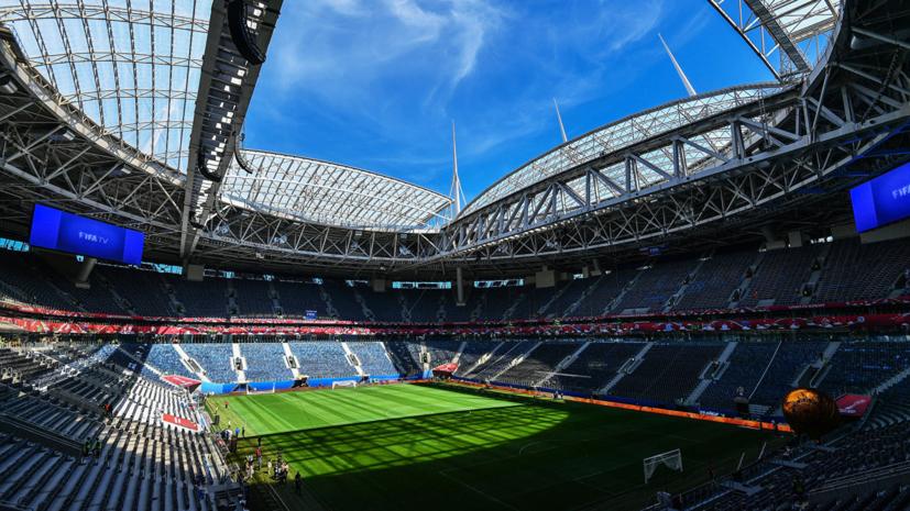 Во Санкт Петерсбург ќе се игра со публика: За време на ЕУРО во Русија ќе има минимални здравствени рестрикции
