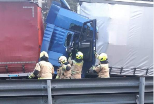 54-годишен камионџија загина во стравичен судар кај Марибор