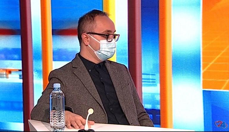 Д-р Танер Хасан: Смртноста од ковид-19 во Македонија е 3 отсто, а на светско ниво е 2 отсто