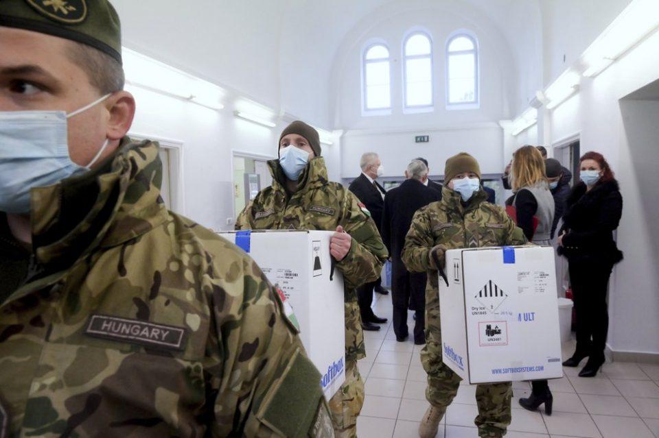 Унгарија ќе вакцинира само со првата доза за што повеќе луѓе да добијат барем одредена заштита