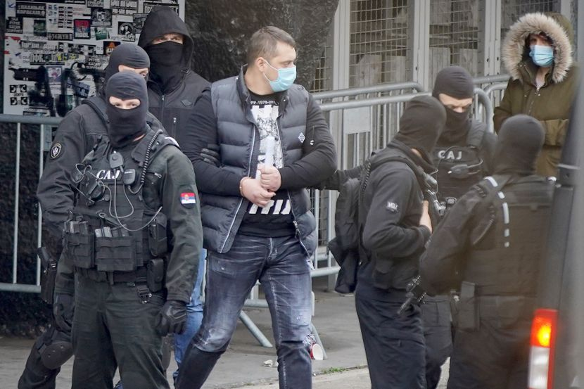 Екипата на Беливук грабнала човек пред амбасада, сите служби на нозе: Постои уште една куќа на смртта